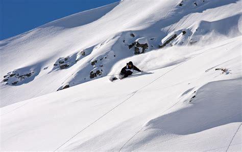 freeriding ski gear  winter  dwell