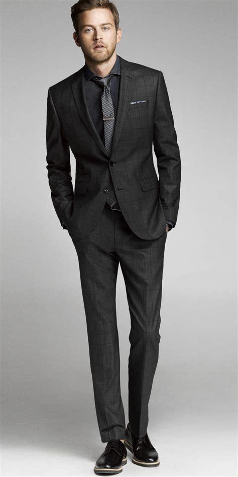 best 20 black on black suit ideas on