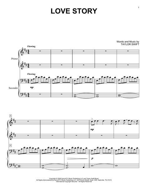 tutorial guitar love story love story sheet music direct