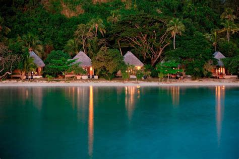fiji bungalows water bungalows and villas on the water in fiji