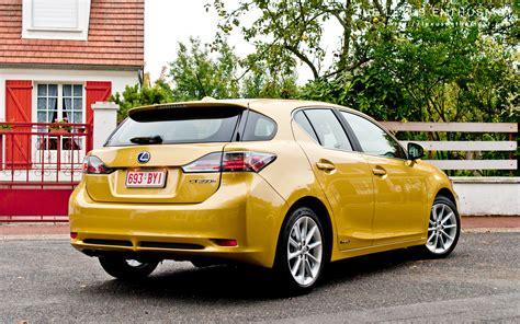 lexus yellow lexus ct 200h in daybreak yellow lexus enthusiast