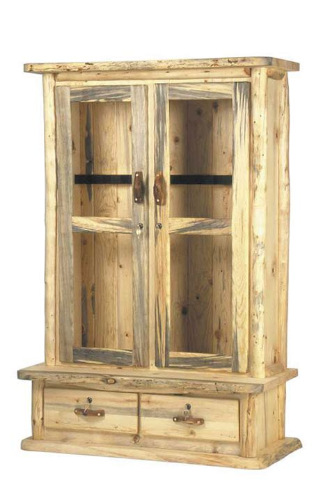 Wooden Gun Cabinet Plans by 25 Best Ideas About Wood Gun Cabinet On Gun