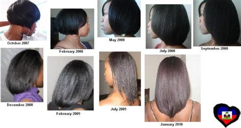 healthy hair journey how to grow and healthy relaxed hair