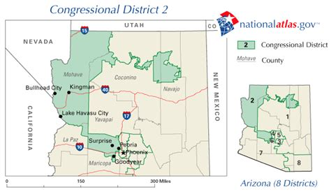arizona congressional districts map file az districts 109 02 png wikimedia commons