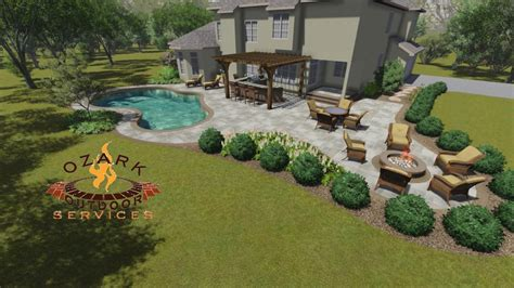 Springfield Mo Professional Landscaping Design Landscaping Springfield Mo