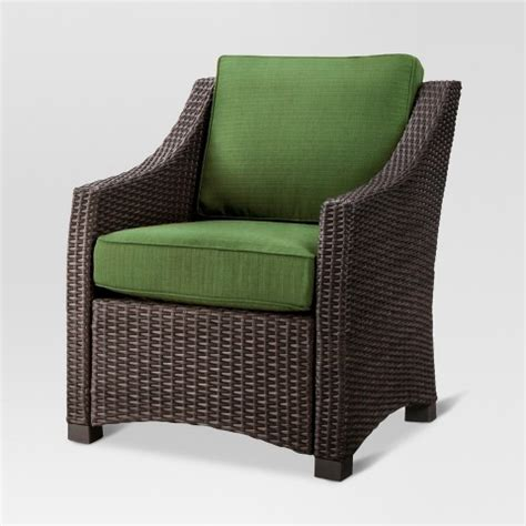 Target Patio Chair by Belvedere Wicker Patio Club Chair Threshold Target