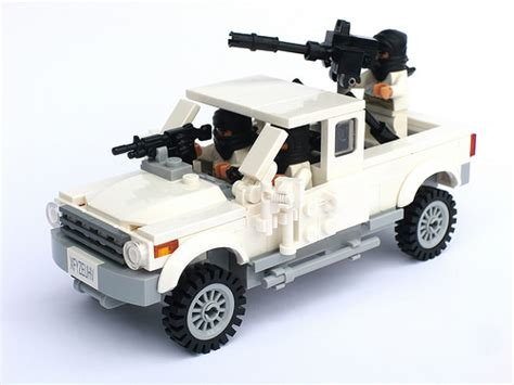 terrorist s friend the lego car