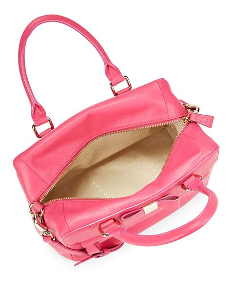 Valentino Sweetheart Bag by Kate Spade Ashton Leather Satchel Bag In Pink Sweetheart