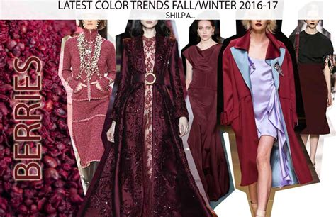 color trends 2017 fashion top fall fashion color trends to wear in 2016 2017