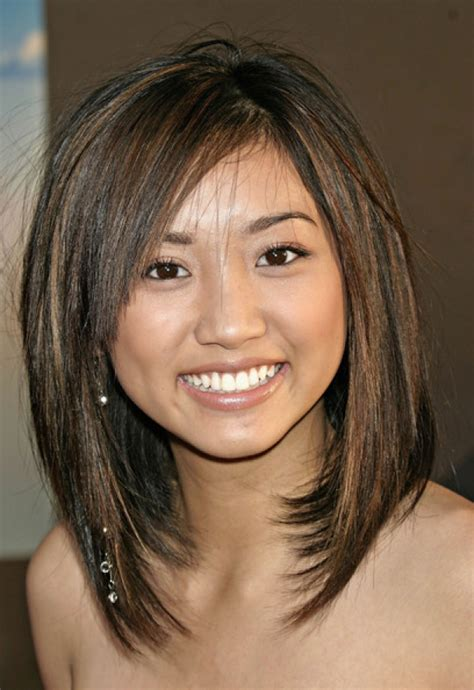 bob hairstyles for round faces and thick hair long bob hairstyles beautiful hairstyles