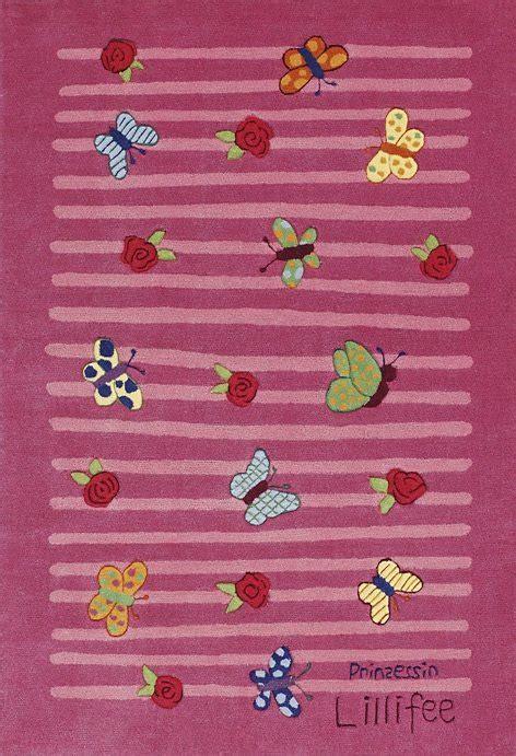 lillifee teppich teppich prinzessin lillifee 187 li 2099 01 171 handgetuftet