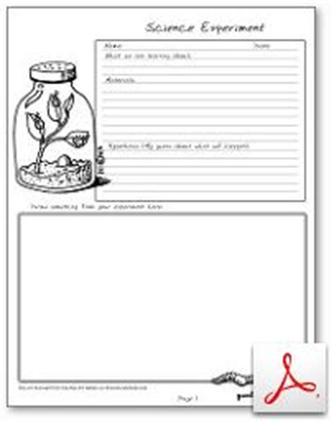science report template for middle school otter s christian high school biology curriculum