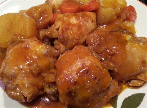cuisiner haut de cuisse de poulet hauts de cuisses et carottes recettes cookeo