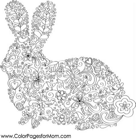 coloring pages for adults bunny 303 best coloring pages for adults images on pinterest