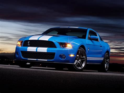 ford mustang shelby gt500 specs 2009 2010 2011 2012