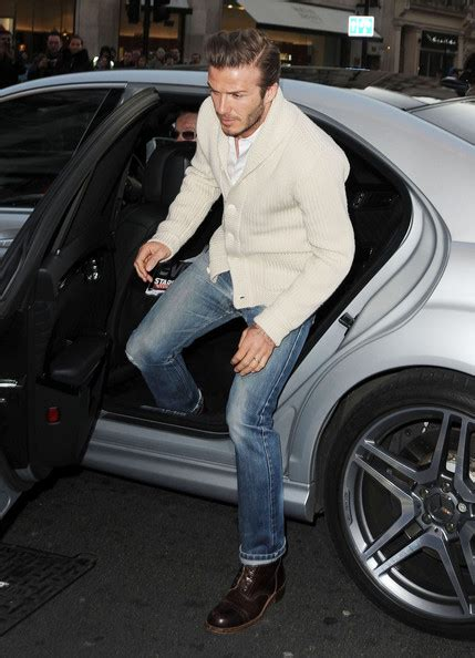david beckham lace up boots lace up boots lookbook