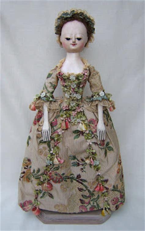 fashion doll 17th century interesting antique textiles pretender dolls 17th