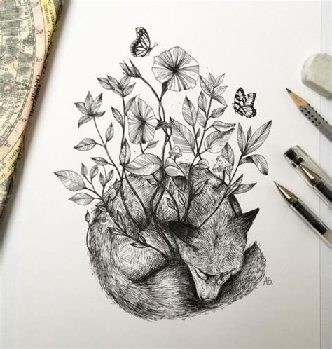 tattoo ink art creative sketches drawings by italian artist alfred basha