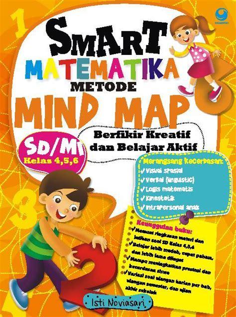 Big Bank Matematika Sd Kelas 456 jual buku smart matematika sd metode mind map kelas 4 5 6