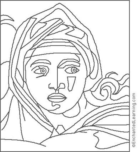 Easy Coloring Pages Michelangelo Coloring Pages Michelangelo Coloring Pages