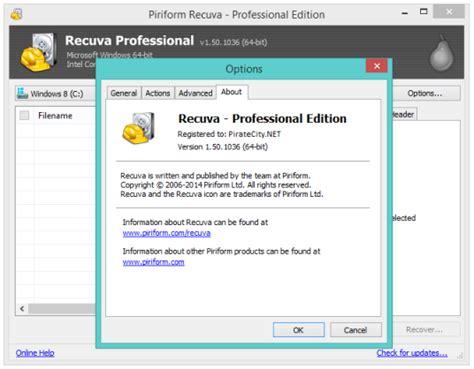 recuva software full version with crack free download download recuva pro all versions any build serial keys