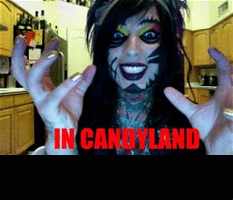 Candyland Lyrics Blood On The Floor by Candyland Blood On The Floor