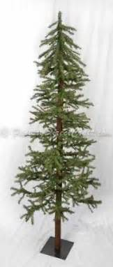 Artificial Christmas Trees Slim - 6 foot alpine skinny tree country christmas tree christmas trees and toppers christmas and