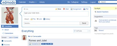 edmodo reflection edmodo 5j2011aine