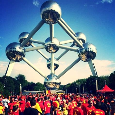 1000 images about atomium belgian football team
