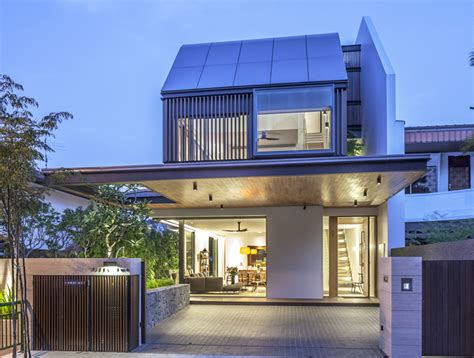 home design sg review far sight house stays naturally cool in singapore
