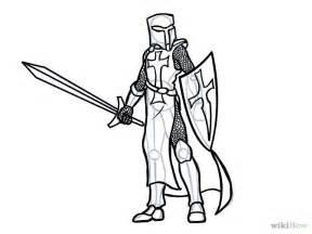 draw a knight draw and knight