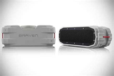 rugged outdoor speaker braven brv x rugged truewireless outdoor speaker mikeshouts