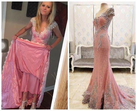 design dream prom dress alabama teen ordered dream prom dress received nightmare