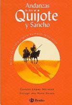 andanzas de don quijote y sancho concha l 243 pez narv 225 ez