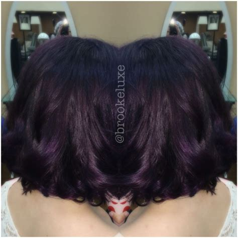 deep velvet violet hair dye african america 25 best ideas about deep violet hair on pinterest plum