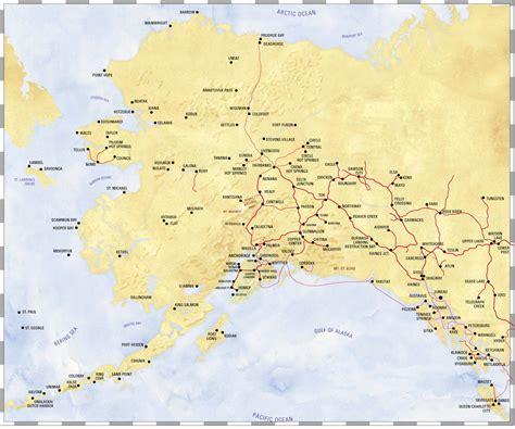 map alaska alaska maps alaska tours co uk
