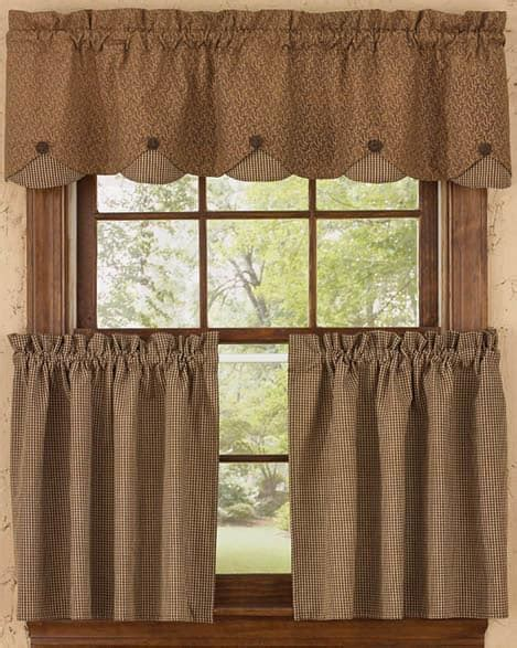 Brown Valance Curtains Curtain Valance Brown Decorate The House With Beautiful Curtains