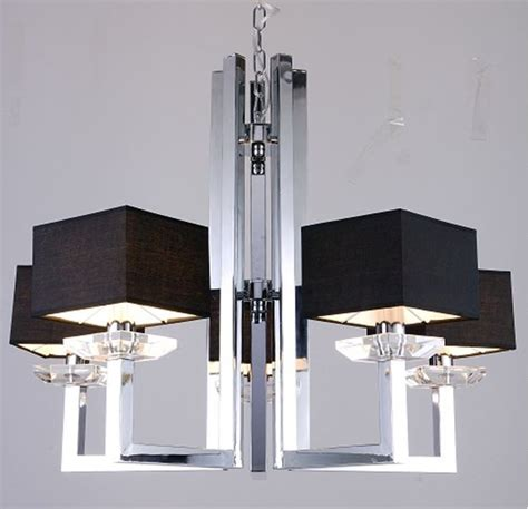 Home Design 3d Browser by Modrest Imogen Modern Chrome And Black Chandelier Lamp