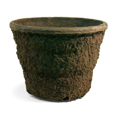Paper Plant Pots - china pulp mold flower pot china paper flower pots
