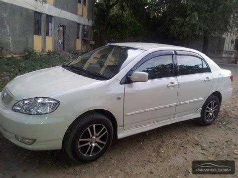 Toyota Corolla 2005 For Sale Used Toyota Corolla Xli 2005 Car For Sale In Rawalpindi