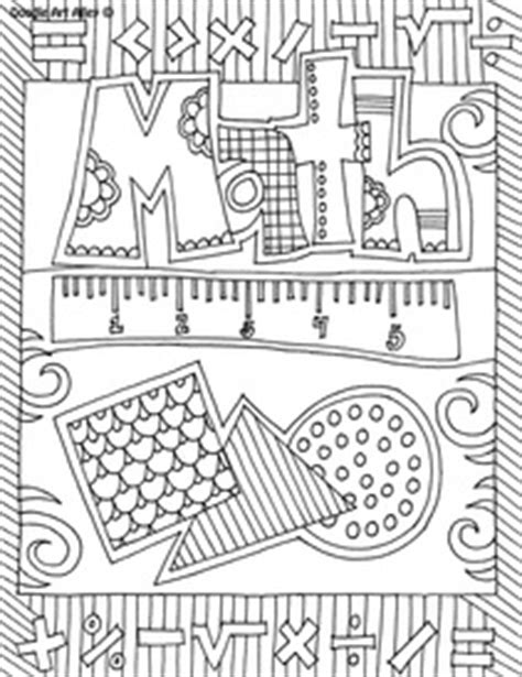doodle your math book mathematics classroom doodles