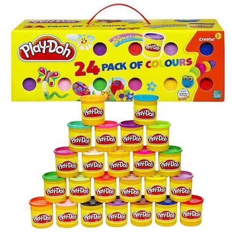 Jual Playdoh Classic Colors Fish play doh 24 pack hasbro play doh creative toys at entertainment earth