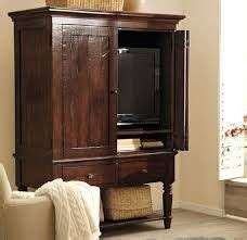 slim tv armoire slim chadwick media armoire lighting ballard designs