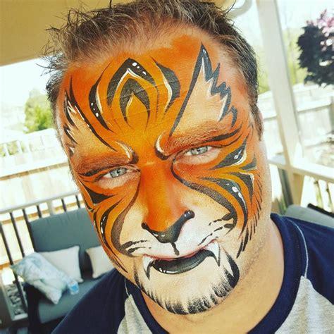 21+ Tiger Face Makeup Designs, Trends, Ideas | Design ... Realistic Tiger Makeup