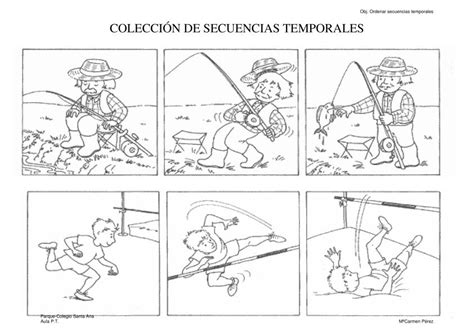 imagenes para ordenar secuencias temporales secuancias temporales aulapt orientaci 243 n and 250 jar