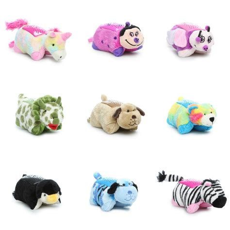 Mini Pillow Pets by Pillow Pets Lites Mini In 9 Variations Only 2