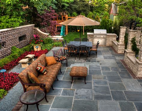 Great Patios by Awesome Patio With Grill And Firepit Interior Design Ideas