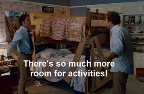 step brothers bed scene step brothers quotes bunk beds quotesgram