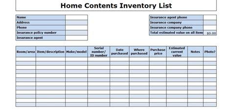 Office Equipment: Office Equipment Inventory List
