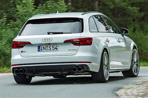 Audi S4 Ps by Getunter Kombi Audi S4 Avant Mtm Im Test Autobild De
